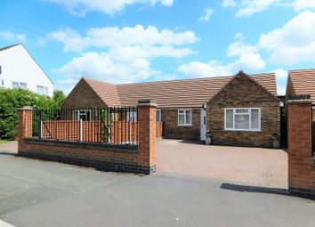 Thumbnail 2 bed semi-detached bungalow for sale in Ravenstone Road, Ravenstone, Coalville