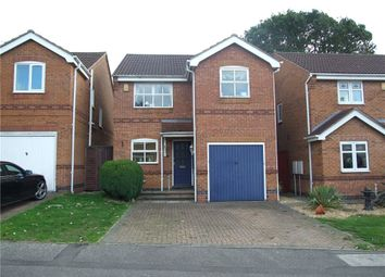 Thumbnail 4 bed detached house for sale in Hopton Close, Ripley