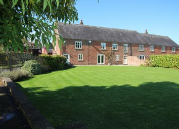 Thumbnail 4 bed barn conversion for sale in Northwood Lane, High Legh, Knutsford