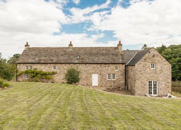 Thumbnail 4 bed detached house for sale in Old Farm, East Woodfoot, Slaley, Hexham, Northumberland