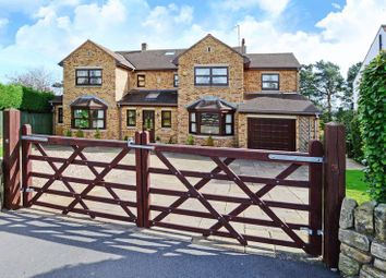 Thumbnail 6 bed detached house for sale in Blacka Moor Crescent, Dore, Sheffield