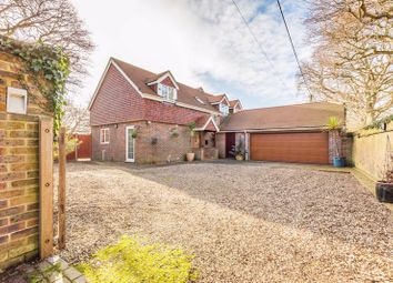 4 bed detached house for sale in Newells Lane, West Ashling, Chichester PO18