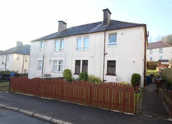 Thumbnail 2 bed flat for sale in Jura Street, Greenock, Renfrewshire
