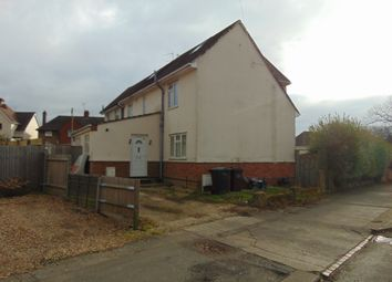 Thumbnail 2 bed end terrace house to rent in Hazeldene Road, Northampton