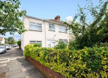 Thumbnail 5 bed semi-detached house for sale in Parkfield Drive, Northolt