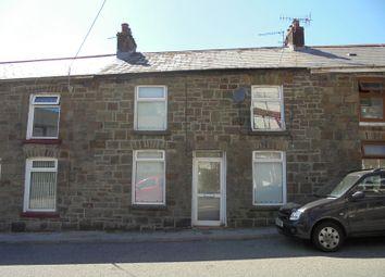Thumbnail 3 bed terraced house for sale in Dinam Street, Nantymoel, Bridgend, Bridgend.