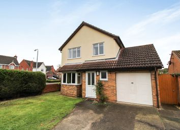Thumbnail 3 bedroom detached house for sale in Eastwood Drive, Highwoods, Colchester