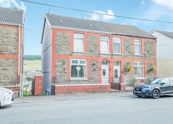 3 bed semi-detached house for sale in Llwydarth Road, Cwmfelin, Maesteg CF34