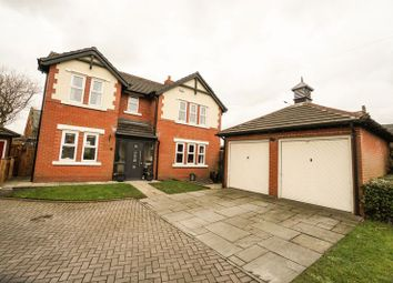 Thumbnail 4 bed detached house for sale in Copperfields, Lostock, Bolton