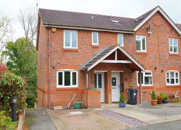 Thumbnail 2 bed end terrace house for sale in Minworth Close, Webheath, Redditch