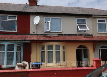 Thumbnail 3 bedroom terraced house for sale in Lune Grove, Blackpool