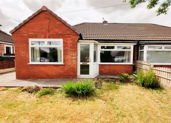 Thumbnail 2 bed bungalow for sale in Alan Avenue, Failsworth, Manchester