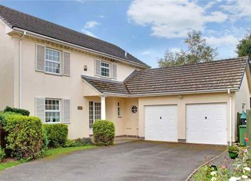 Thumbnail 5 bed detached house for sale in Lower Cross Road, Bickington, Barnstaple