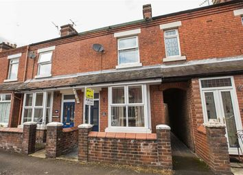 Thumbnail 3 bed terraced house for sale in Grove Street, Leek