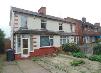 Thumbnail 3 bed semi-detached house to rent in Kingsbury Road, Erdington, Birmingham