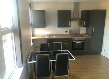 Thumbnail 1 bed flat to rent in Flat 1, Roundhay View, Leeds