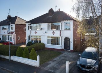Thumbnail 3 bed property for sale in Pine Gardens, Upton, Chester