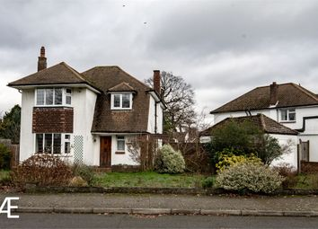 Thumbnail 3 bed detached house to rent in Poyntell Crescent, Chislehurst, Kent