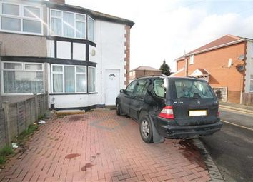 Thumbnail 2 bedroom end terrace house for sale in Pine Place, Hayes