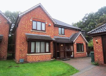 Thumbnail 4 bedroom detached house to rent in Werneth Grove, Bloxwich, Walsall