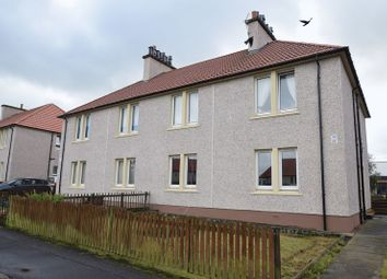 Thumbnail 2 bedroom flat to rent in Murray Terrace, Carnwath, Lanark