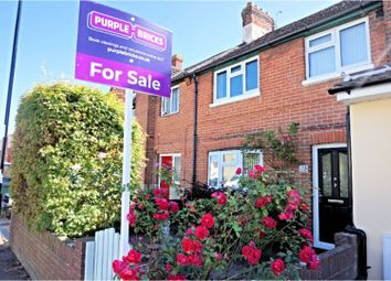 Thumbnail 3 bed terraced house for sale in Wodehouse Road, Itchen, Southampton