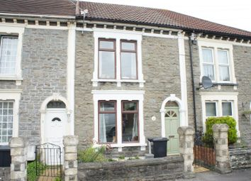 Thumbnail 3 bed terraced house to rent in Rodney Avenue, St George West, Bristol