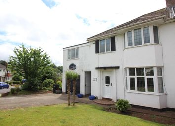 Thumbnail 4 bed semi-detached house for sale in Rowland Avenue, Stapleton, Bristol