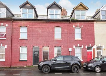 Thumbnail 3 bed terraced house for sale in Coningsby Street, Hereford
