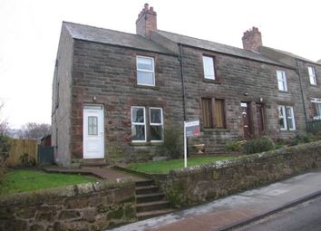 Thumbnail 2 bed end terrace house to rent in Ramseys Lane, Wooler