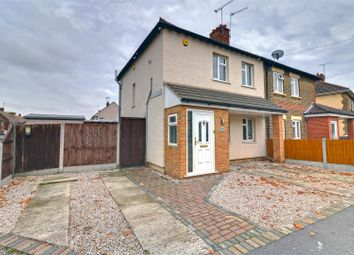 Thumbnail 3 bed semi-detached house for sale in Lenthall Avenue, Grays