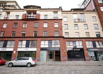 Thumbnail 1 bed flat to rent in Wilson Street, Glasgow