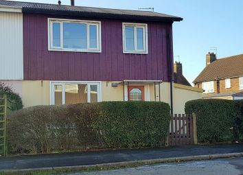 Thumbnail 3 bed semi-detached house to rent in Raymond Road, Scunthorpe