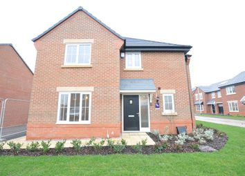 Thumbnail 4 bed detached house for sale in Hayfield Manor, Hoyles Lane, Cottam, Lancashire