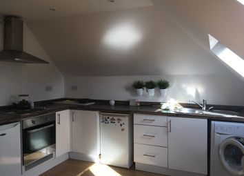 Thumbnail 1 bed flat to rent in Swanage Close, Woolston, Southampton