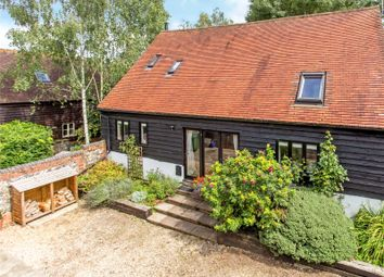 Thumbnail 2 bedroom barn conversion for sale in Gangsdown Hill, Ewelme, Wallingford, Oxfordshire