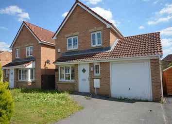 Thumbnail 3 bed detached house for sale in Hough Close, The Spires, Chesterfield