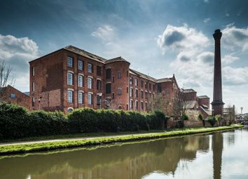 Thumbnail Studio to rent in Studio Flat - Springfield Mill, Bridge Street, Sandiacre, Nottingham, Derbyshire