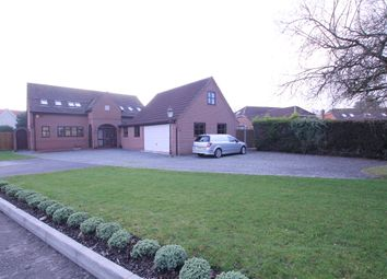 Thumbnail 5 bed detached house for sale in Falkenham Road, Kirton