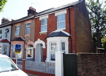 Thumbnail 3 bed end terrace house for sale in Caledon Road, London