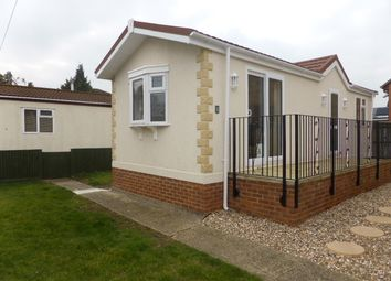 Thumbnail 1 bed mobile/park home for sale in Ferry Avenue, Staines