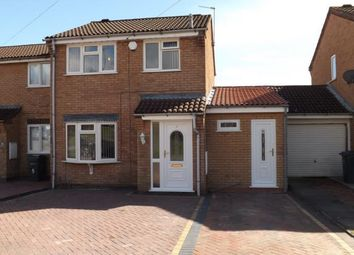 Thumbnail 3 bed semi-detached house for sale in Flavell Close, Bartley Green, Birmingham, West Midlands