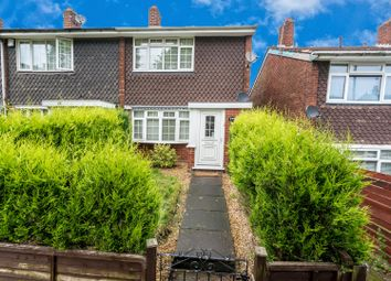 Thumbnail 3 bed end terrace house for sale in Millfield Avenue, Bloxwich, Walsall