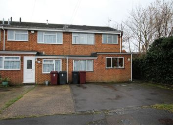 Thumbnail 3 bed end terrace house for sale in Andover Close, Tilehurst, Reading, Berkshire