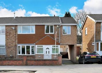 Thumbnail 4 bed semi-detached house for sale in Narrow Lane, North Anston, Sheffield, South Yorkshire