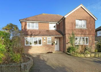 Thumbnail 4 bedroom detached house for sale in Luxford Lane, Crowborough, East Sussex