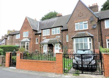 Thumbnail 3 bed terraced house for sale in Mersey Bank Avenue, Chorlton Cum Hardy, Manchester