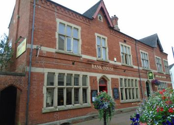 Thumbnail 1 bed flat for sale in Bank House, Salter Street, Stafford
