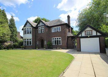 Thumbnail 4 bed detached house to rent in Cavendish Road, Ellesmere Park, Eccles