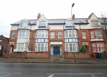 Thumbnail 1 bedroom flat for sale in Fosse Road South, Leicester
